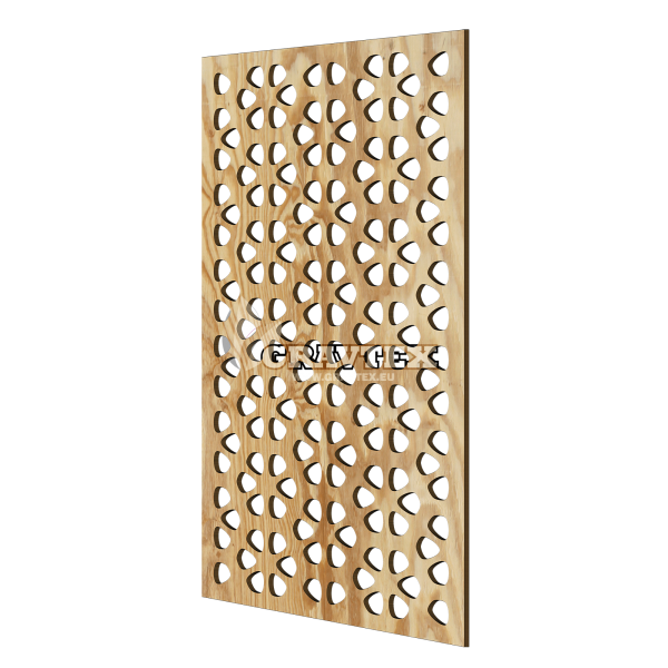 Decorative wall panel ACCORN