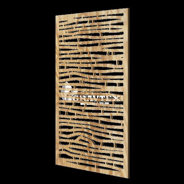 Декоративная панель для стены Bamboo