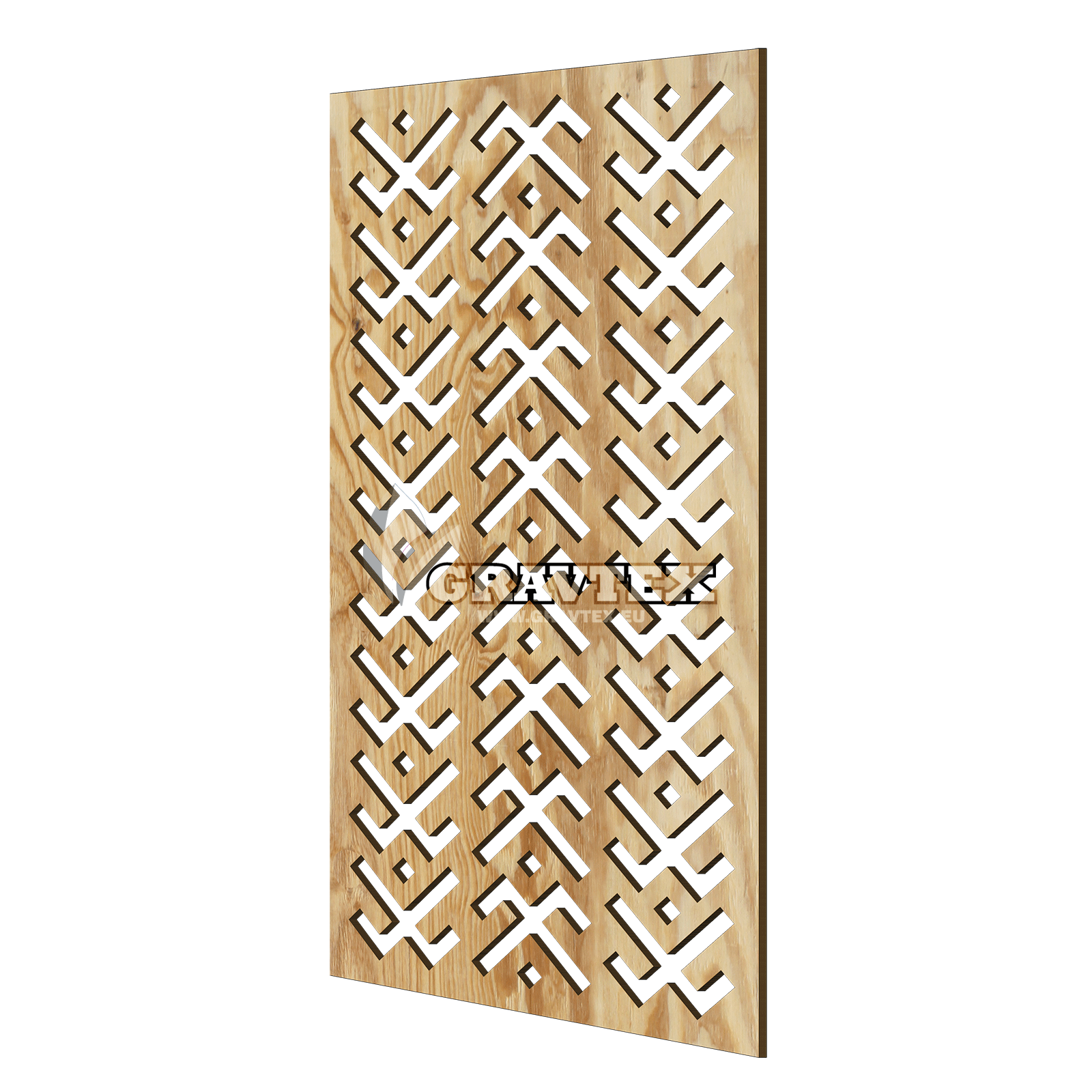 Decorative wall panel lrz