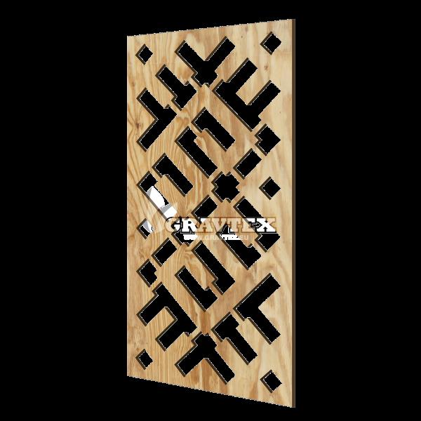 Декоративная панель для стены LRZ10