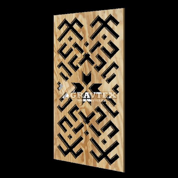 Декоративная панель для стены LRZ12