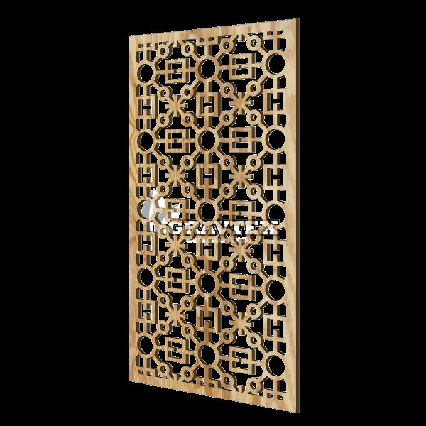 Декоративная панель для стены LRZ24
