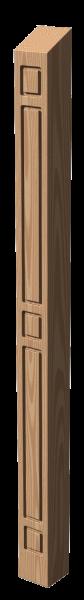 Holzpfosten Nr.1