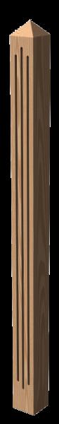 Holzpfosten Nr.3