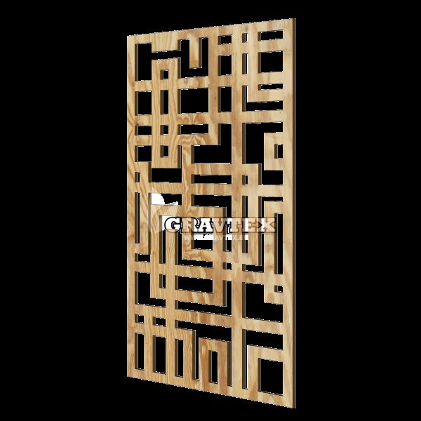 Декоративная панель для стены Tetris