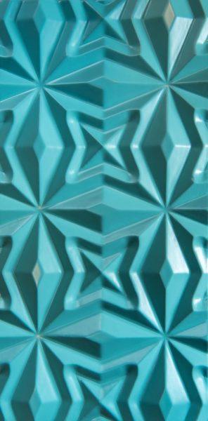 3D sienu panelis Stars 2
