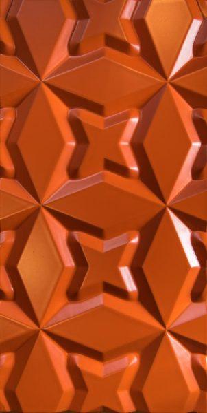 3D sienu panelis Stars