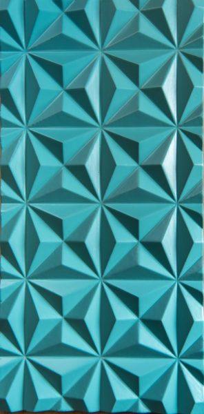 3D sienu panelis Stars 8