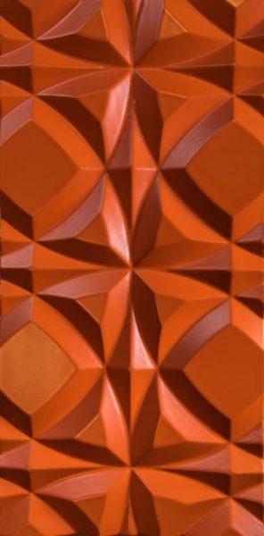 3D sienu panelis Round Stars