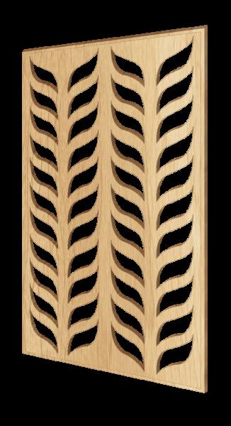 Scandinavian-style decorative wall panel Lupine