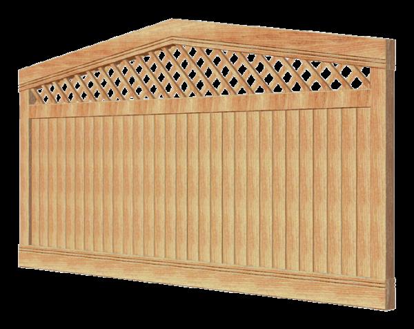 Деревянный забор PABLO 280