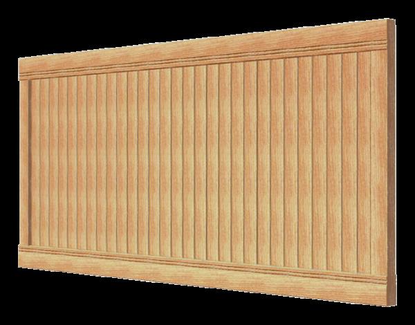 Деревянный забор ANGUS 280