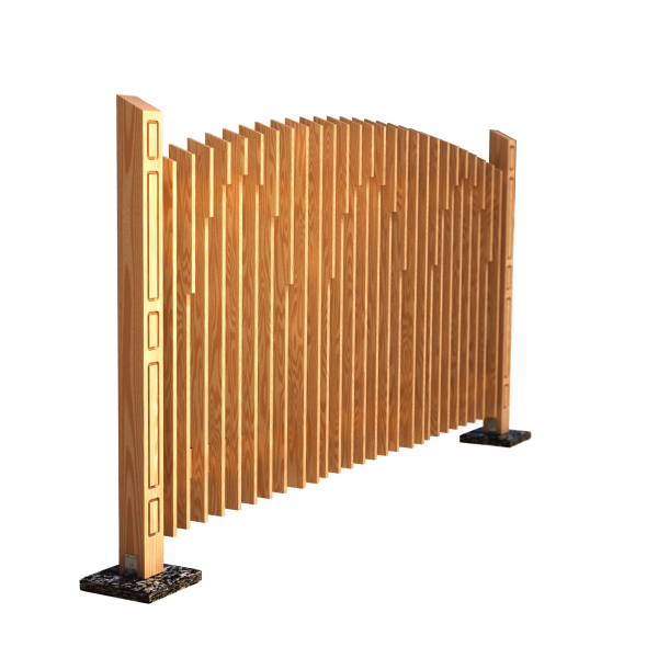 Decorative fence panel ARCH 280