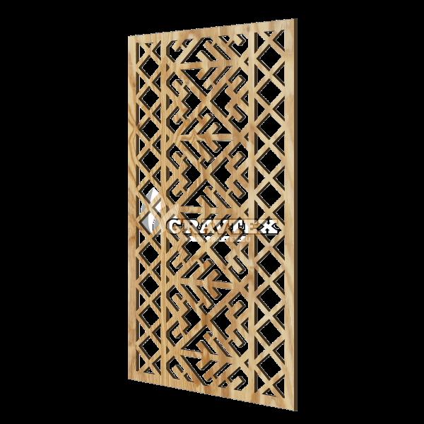 Декоративная панель для стены LRZ15
