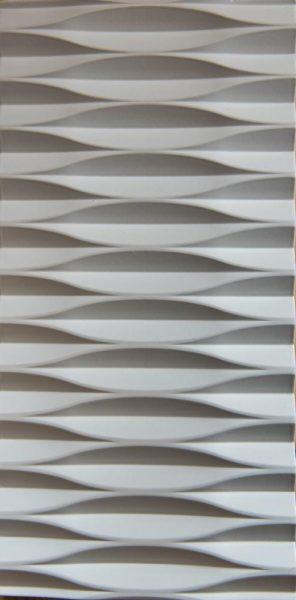 3D sienu panelis Holes