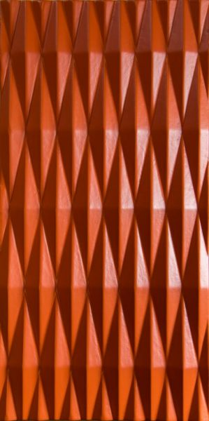 3D sienu panelis Rombs