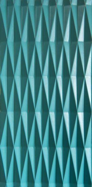 3D sienu panelis Rombs 3