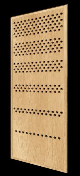 Декоративная стеновая панель в скандинавском стиле Dotted